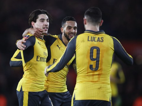 Southampton 0-5 Arsenal player ratings: Theo Walcott and Danny Welbeck unplayable in Gunners rout