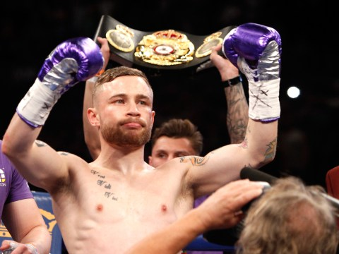 Carl Frampton vs Horacio Garcia TV channel, fight time, date, undercard and odds