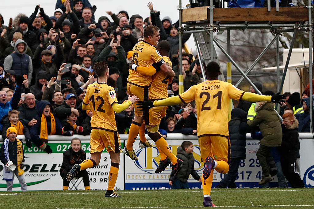 Sutton United stun Leeds to record the biggest shock of the FA Cup Fourth Round