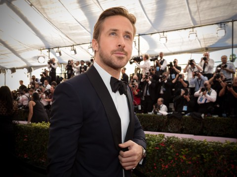 Ryan Gosling was a no show at the Baftas but he had a good reason
