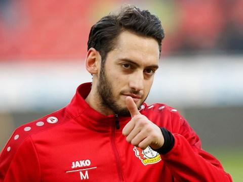 Hakan Calhanoglu denies Chelsea transfer claims