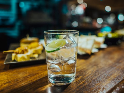 No need to panic, the gin shortage has been averted