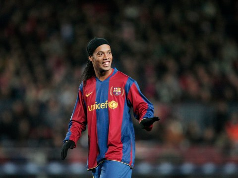 Ronaldinho expresses his joy at inspiring next generation of stars like Paul Pogba