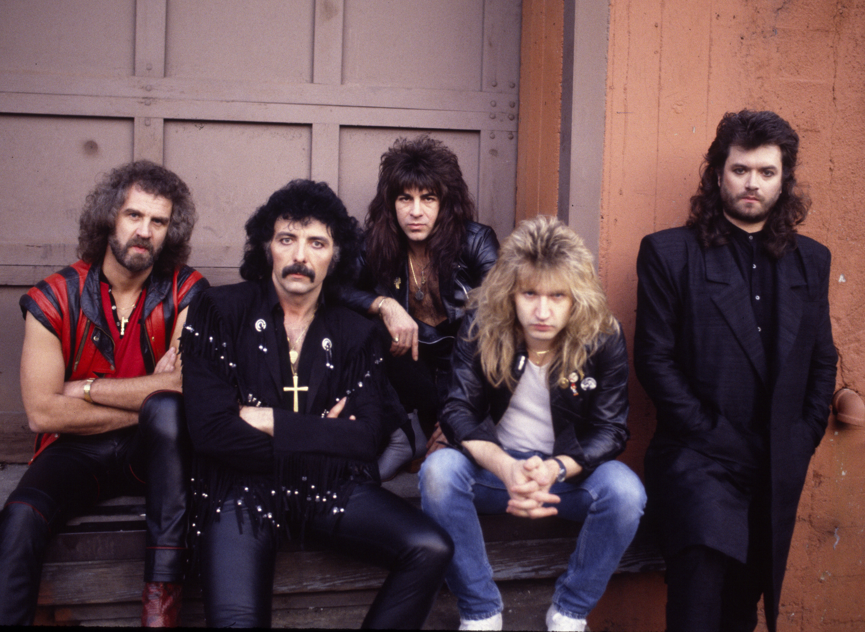Tony Iommi leads tributes as Black Sabbath's Geoff Nicholls loses cancer battle aged 68