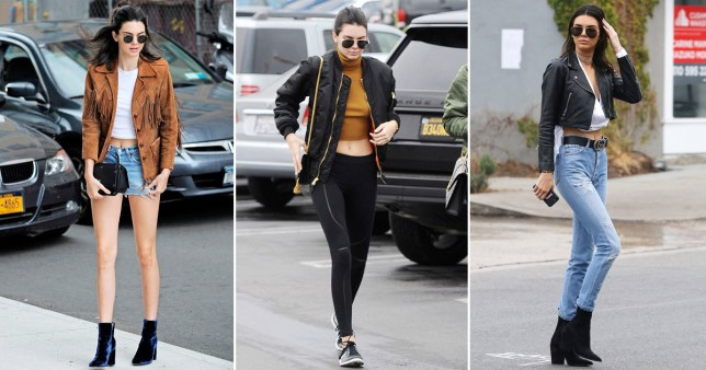 Kendall Jenner Just Shared Her Secret Outfit Formula Metro News