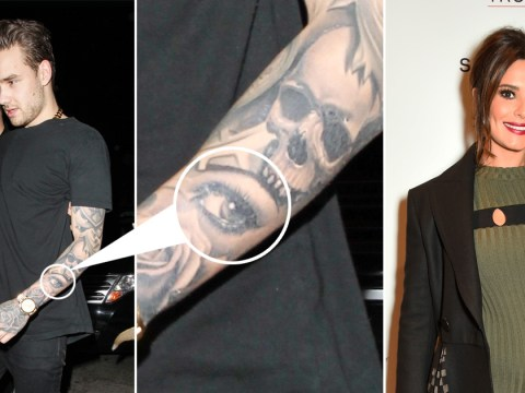One Direction fans are convinced that Liam Payne has tattooed Cheryl's eye on his arm