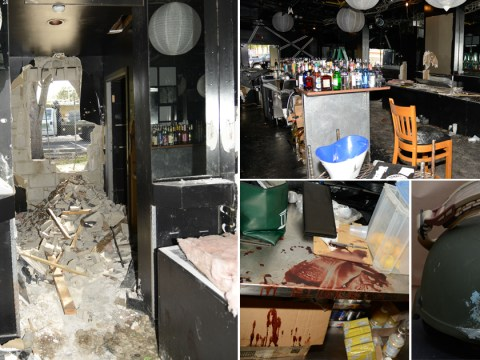 Pictures from inside Pulse nightclub reveal devastation of worst mass shooting in US history
