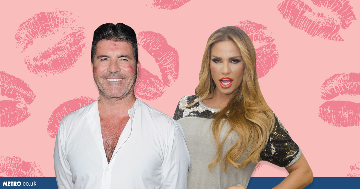 Katie Price's ex accused her of sleeping with Simon Cowell (Picture: Getty Images/REX)
