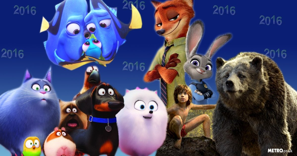 Why 2016 was the year for family films