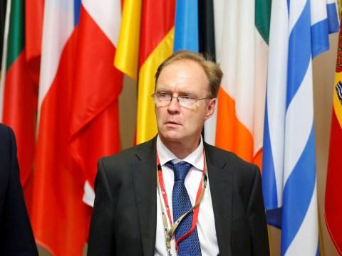 UK's ambassador to the EU resigns ahead of Brexit negotiations