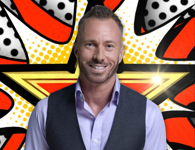 Undated handout photo issued by Channel 5 of James Jordan, one of the contestants in the latest series of Celebrity Big Brother. PRESS ASSOCIATION Photo. Issue date: Wednesday January 4, 2017. See PA story SHOWBIZ CBB. Photo credit should read: Channel 5/PA Wire NOTE TO EDITORS: This handout photo may only be used in for editorial reporting purposes for the contemporaneous illustration of events, things or the people in the image or facts mentioned in the caption. Reuse of the picture may require further permission from the copyright holder.