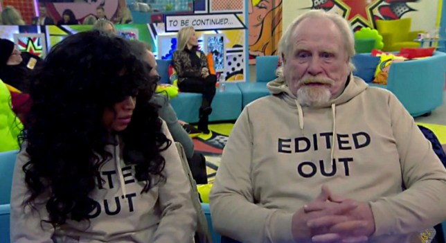 Editorial Use Only Mandatory Credit: Photo by REX/Shutterstock (7727516br) Stacy Francis, James Cosmo 'Celebrity Big Brother' TV show, Elstree Studios, Hertfordshire, UK - 03 Jan 2017