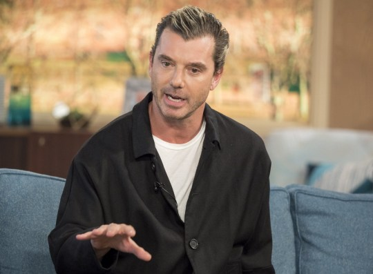 EDITORIAL USE ONLY. NO MERCHANDISING. IN US EXCLUSIVE RATES APPLY Mandatory Credit: Photo by Ken McKay/ITV/REX/Shutterstock (7734246aj) Gavin Rossdale 'This Morning' TV show, London, UK - 05 Jan 2017 GAVIN ROSSDALE: ROCKER TURNED NEW VOICE COACH, Gavin Rossdale, Rock star and grunge sensation, and a possible chart topping comeback., being a father of four, is set to take a seat as a new coach on the brand new series of The Voice. Will he be mentor to Britain's next big singing sensation? Bushs frontman joins us to talk about this latest venture