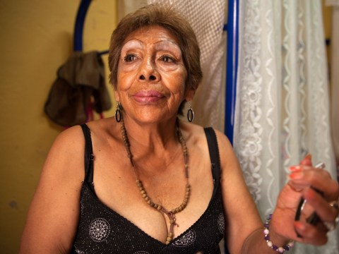Photographer captures the house where sex workers go to grow old