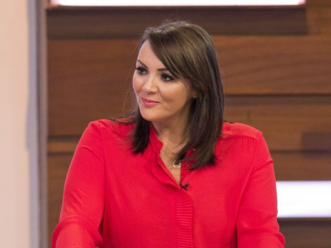 Martine McCutcheon makes emotional confession on Loose Women: 'I could get pregnant, but I kept the losing babies'