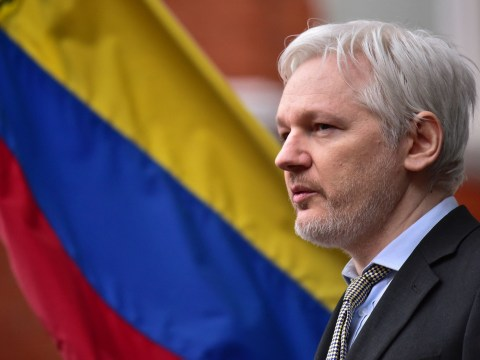 Julian Assange says he'll finally leave the Ecuadorian Embassy