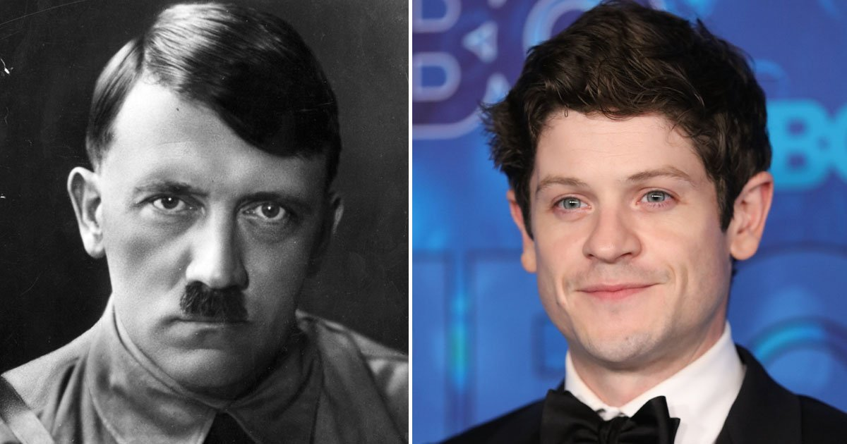 Game Of Thrones star Iwan Rheon reveals why he couldn't turn down the chance to play Hitler (Picture: Getty)