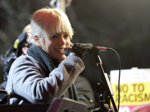 Lily Allen tweeted the word 'f*gs' and caused a meltdown on Twitter