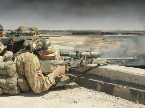 Sniper kills three ISIS fighters with single bullet