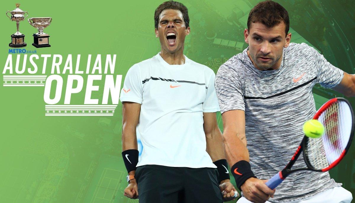 Nadal v Dimitrov semi-final preview