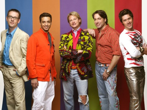 Queer Eye For The Straight Guy is coming back on our screens with a new Netflix reboot