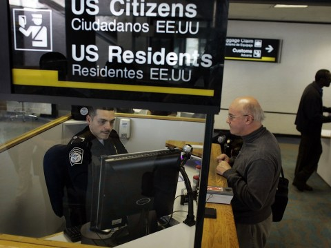 What the Muslim ban means for UK citizens travelling to the US