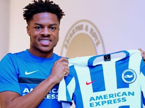 Arsenal starlet Chuba Akpom joins Brighton on loan