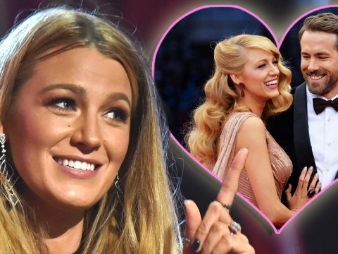Blake Lively tells fans to back off husband Ryan Reynolds: 'You can't have him, he's mine!'