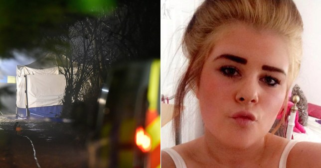 """Picture: SWNS The body of teenage girl Leonne Weeks has been found on a pathway near Rotherham, South Yorks., January 16 2017. See Ross Parry story RPYBODY: The body of a teenage girl was discovered on a pathway yesterday (Monday 16). Detectives are investigating the scene after reports were received at 10:55am on Monday morning after the body was found by members of the public in the Dinnington area of Rotherham, South Yorks. A number of enquiries are underway and a scene has been established at the area. Superintendent Sarah Poolman said: """"The investigation is in its very early stages however we are treating the death as suspicious."""