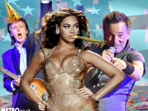 Beyonce and Paul McCartney are having one last epic party for President Barack Obama in the White House