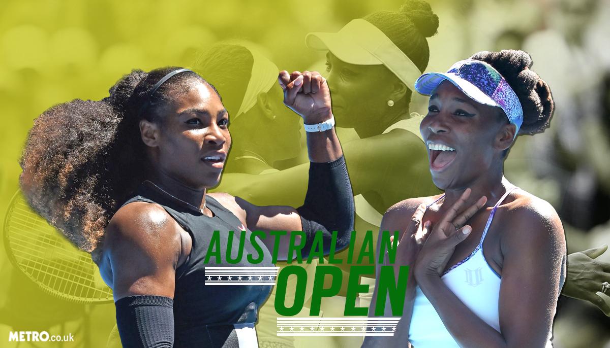 Australian Open final: The numbers behind Serena v Venus Williams