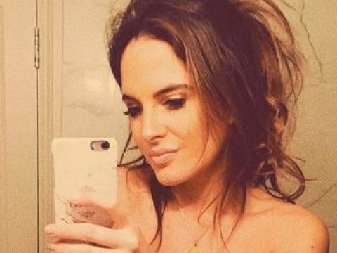 Pregnant Made In Chelsea star Binky Felstead shows off 'brewing summer baby' bump