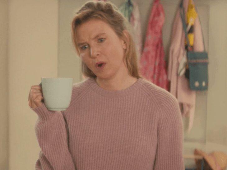 WATCH: Bridget Jones gets some unwelcome parenting advice in this hilarious deleted scene from Bridget Jones's Baby