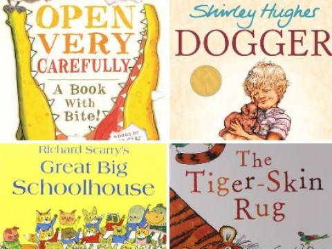 National Storytelling Week 2017: 20 brilliant books to read with your pre-school children