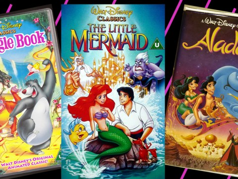 Are those Disney VHS tapes you've hoarded really worth a small fortune?