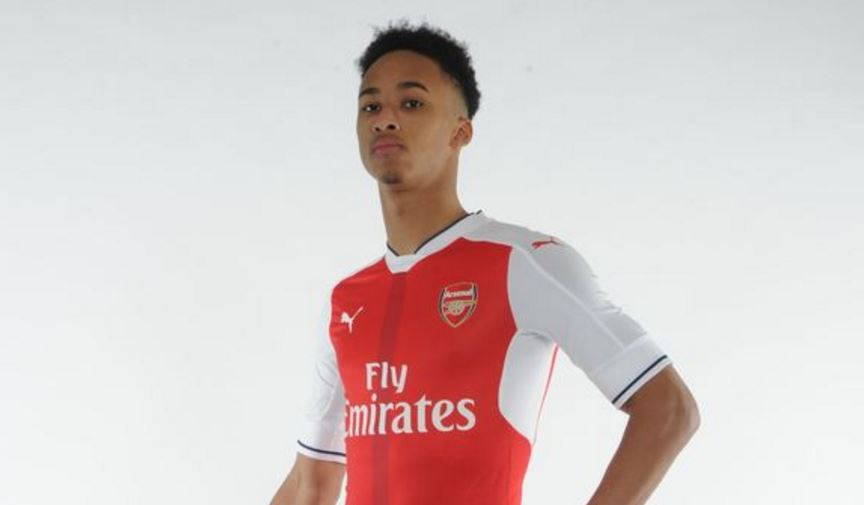 Arsenal signing Cohen Bramall reveals he's basing his game on Kieran Gibbs, Marcelo and David Alaba