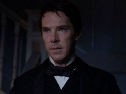 Benedict Cumberbatch is looking seriously dapper in first photo from Thomas Edison biopic