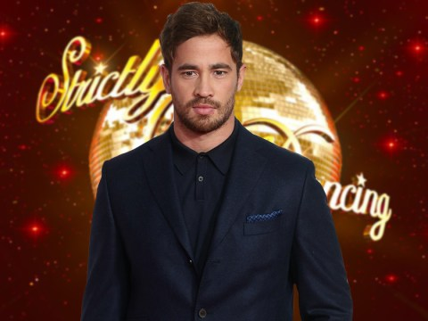 Danny Cipriani jokes he'll take part in Strictly Come Dancing on one condition