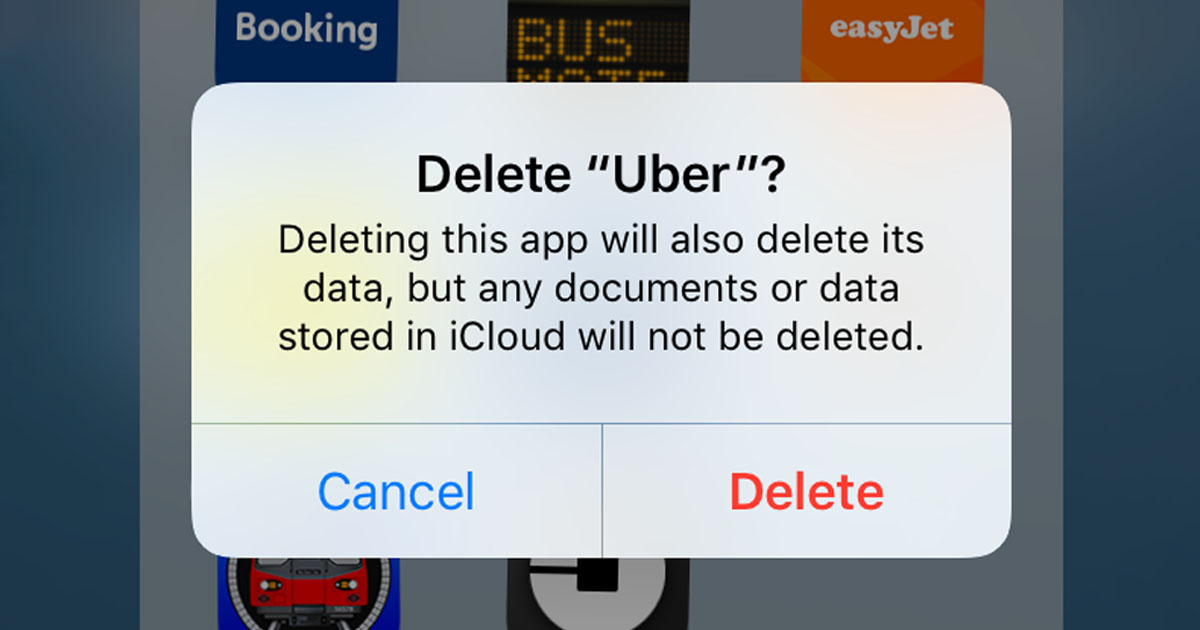 Delete uber in support of migrants Credit: Anas CHowdhury