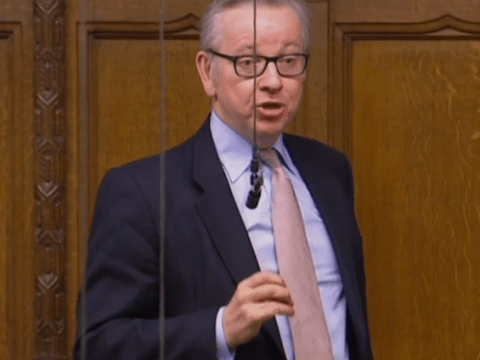 Michael Gove jeered over his Brexit NHS claims