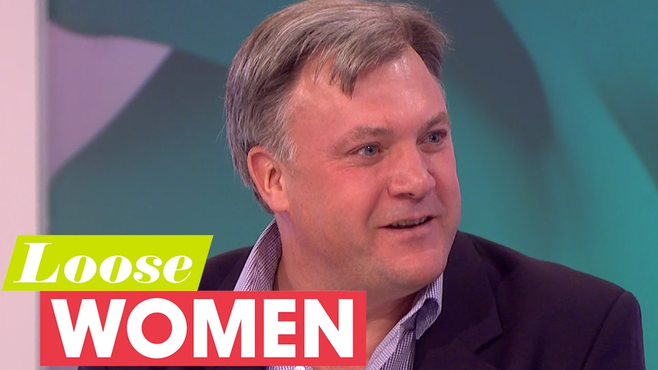 Ed Balls is going back to the Loose Women to make some more 'mischief'