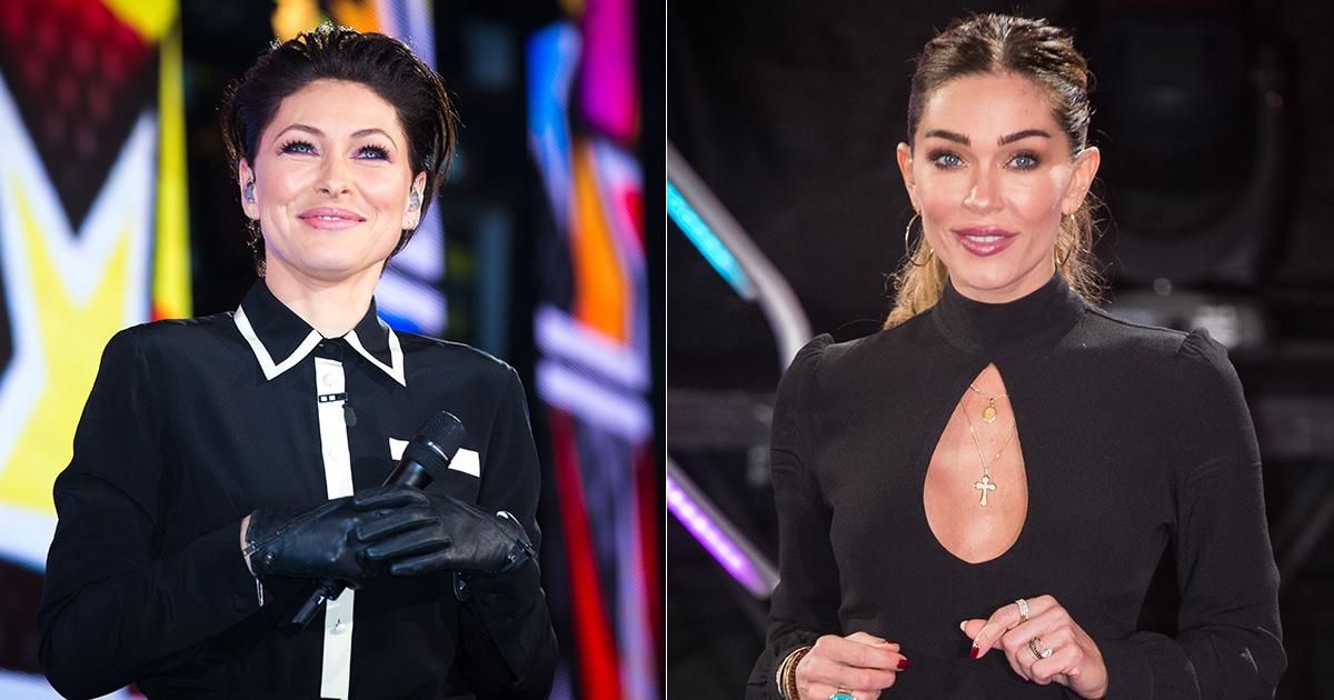 Emma Willis gets BOOED after warning Celebrity Big Brother's Jasmine Waltz to 'rein in the language'