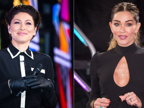 Emma Willis gets BOOED after warning Celebrity Big Brother's Jasmine Waltz to 'rein in the language'