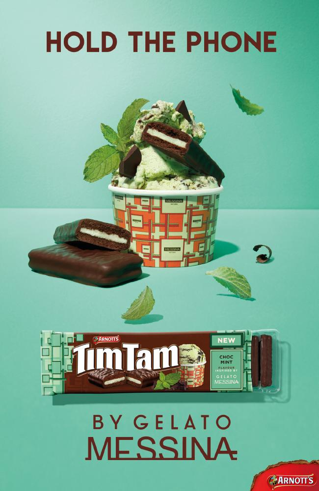 Gelato Messina has teamed up with Tim Tam for a new range of ice-cream inspired biscuits and everyone is losing their mind