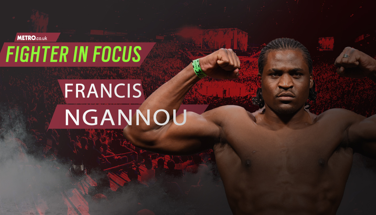 Fighter In Focus: The UFC's hottest heavyweight prospect is Francis Ngannou