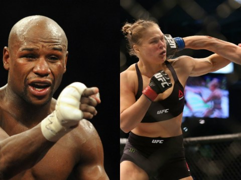 Floyd Mayweather has offered to train Ronda Rousey after her UFC return humiliation