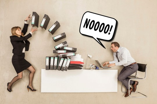 Feeling overworked? Why we've got to start saying no | Metro News