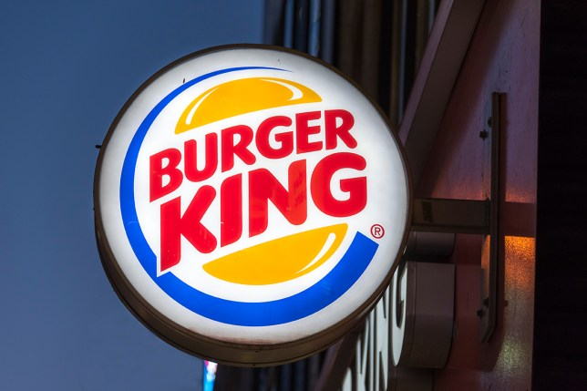 Police called after couple in their 40s were seen having sex in Piccadilly Gardens Burger King credit Getty
