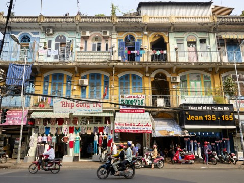 Why you have to explore Ho Chi Minh on a moped