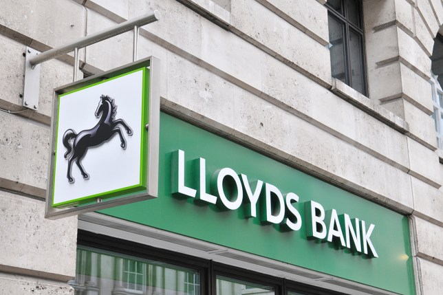 Stonewall's top 100 Lloyds Getty